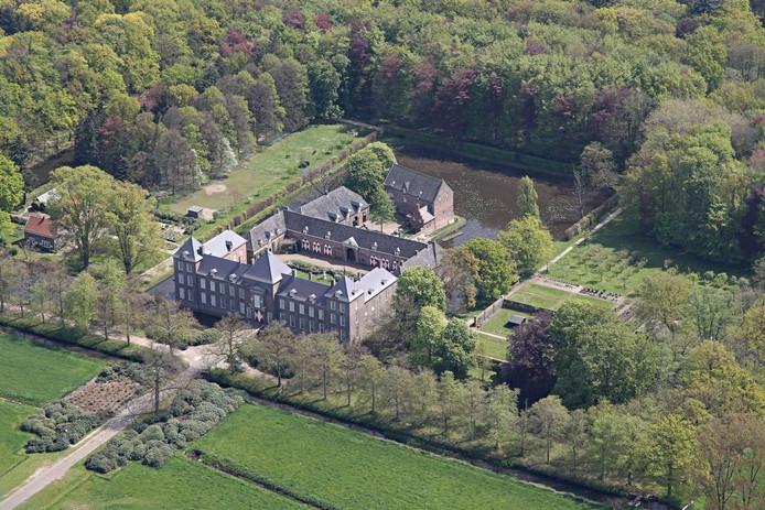 Het kasteel van Heeze.