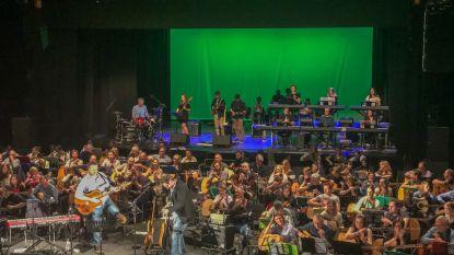 Leerlingen van 'Gizon' tonen hun kunsten tijdens tweedaags concert