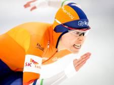 Laatste seizoen Haarsteegse schaatsster Van den Brandt