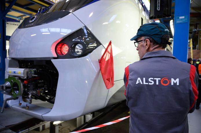 Illustratiebeeld, Alstom.