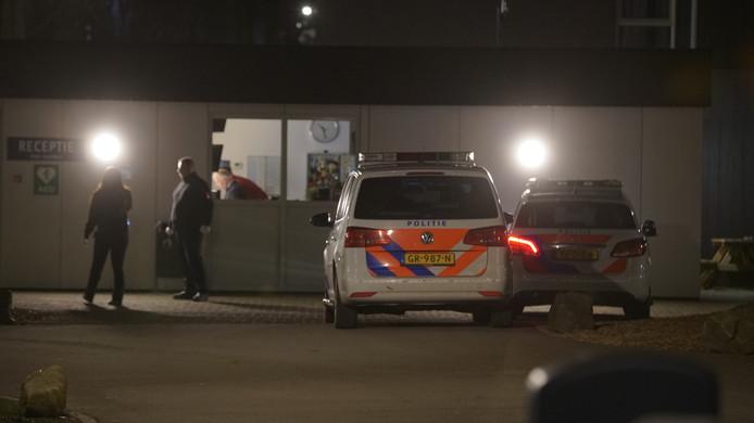 Dinsdagavond vond een steekpartij plaats bij AZC Zutphen.