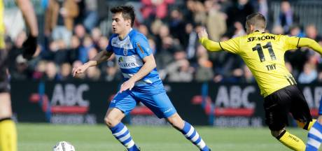 Seizoenskaarthouders PEC Zwolle kunnen (toch nog) bij helft van duels het stadion in