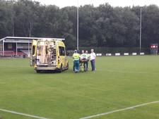 Beenbreuk keeper overschaduwt oefenduel FC Eindhoven