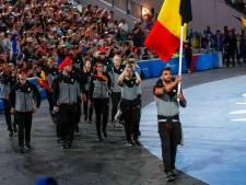 Une première médaille belge aux Jeux européens