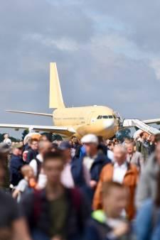 Luchtmachtdagen trokken 240.000 bezoekers, volgende editie over twee jaar