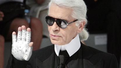 """Beroemdheden reageren op overlijden Karl Lagerfeld: """"Je was een levende legende"""""""