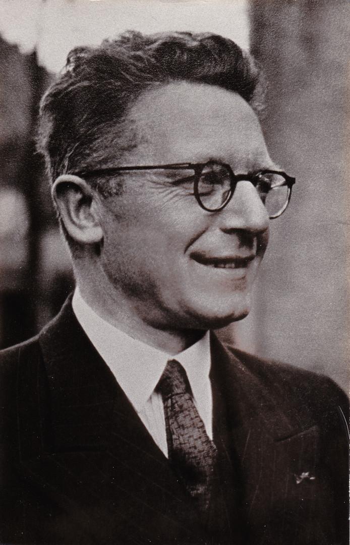 De Geldropse burgemeester Henri van der Putt