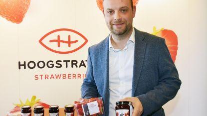 Eerste aardbeien brengen 8.000 euro op