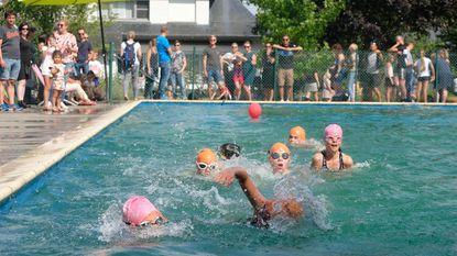 Sterke Peer Triatlon lokt 1.300 sportievelingen