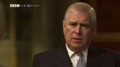 Geheugenverlies, veel gezucht en weinig overtuiging: prins Andrew verbijstert in vreemd interview over beschuldigingen