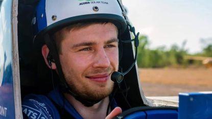 """Racepiloot Nelis (22) uit Sint-Huibrechts-Lille wereldkampioen met Leuvens zonnewagenteam: """"Mooie beloning voor vijftien maanden intensief werk"""""""