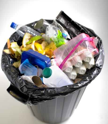 Deelnemers aan afvalproject Tholen houden heel wat minder restafval over