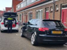 Inzittende Audi gezocht voor bedreiging met vuurwapen in Vlissingen