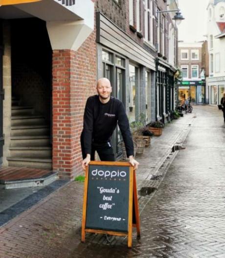 Goudse vestiging Doppio Espresso stopt