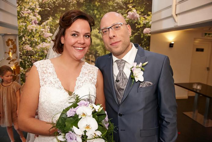 Bram en Patty: het succesverhaal van Married at First Sight.