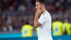 """Spaanse sportdokter: """"De blessure van Hazard? Drukke voorbereiding en stress zijn boosdoeners"""""""