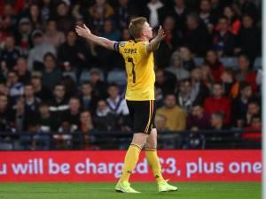 Un but et trois assists: le show prodigieux de Mister De Bruyne en Écosse