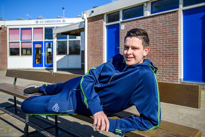 Ruben Uijl (17) is jong en woont in Sint-Maartensdijk.