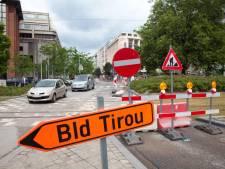 Quelques millions d'euros en 2021 pour les routes et trottoirs à Charleroi