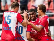 Labyad kopt sterk Utrecht naar thuiszege op Zenit