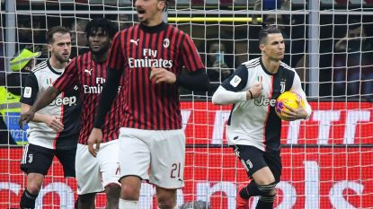 Coronavirus blijft Italië teisteren: bekerclash tussen Juventus en Milan uitgesteld