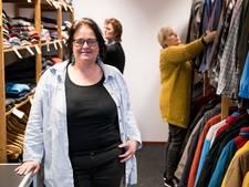 Gratis kleding in allesbehalve armoedige winkel: Kledingbank Winterswijk
