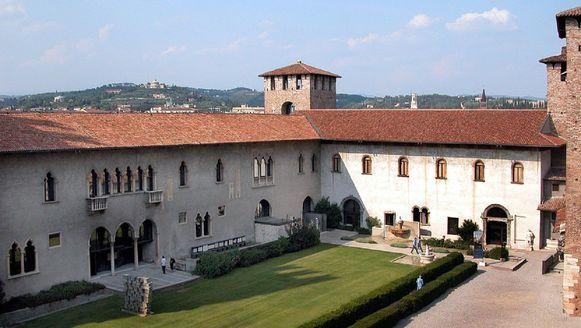 Stedelijk Museum Castelvecchio in Verona.