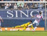 Een penalty, dit keer zonder hupje van Fran Sol