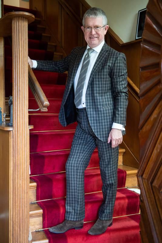 Paul Frissen uit Breda.