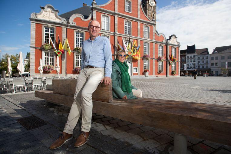Toekomstig gemeenteraadslid Peter van Dam (Groen).