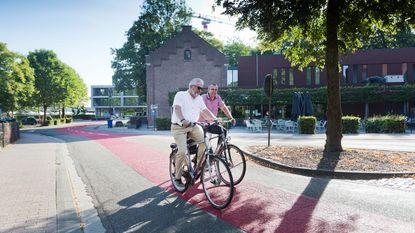 Zutendaal eerste gemeente met fietsring: pad van 2 kilometer langs scholen, jeugdlokalen...
