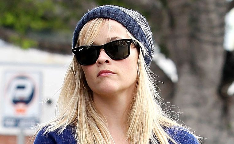 Nummer 3: Reese Witherspoon. Beeld photo_news