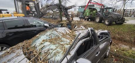Stormschade nu al minstens 50 miljoen euro