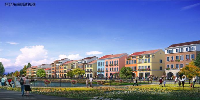 HEet Chinese plan 'Green City Plan Haining'.