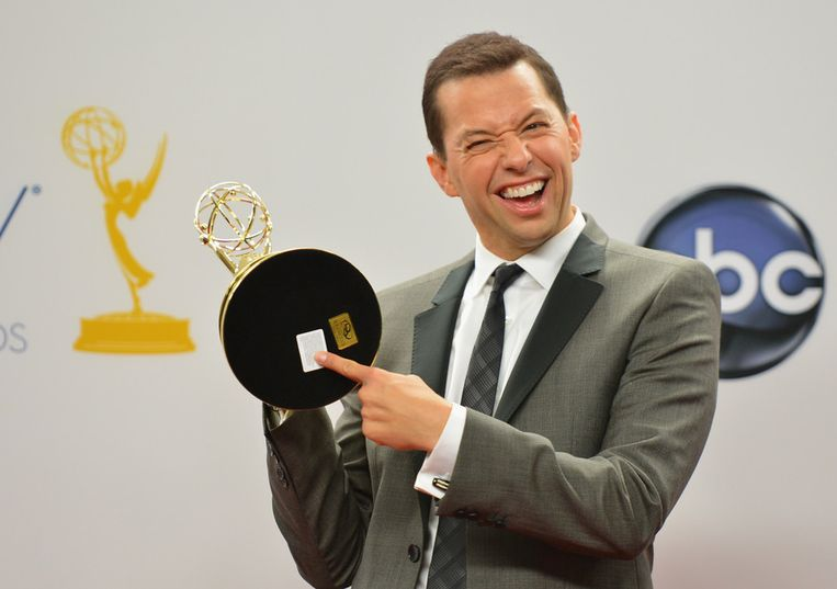 Jon Cryer ('Two and a Half Men'). Beeld getty