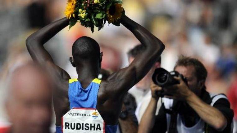 David Lekuta Rudisha. (AFP) Beeld