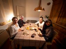 Syrische vluchtelingen in Almelo: 'We missen de tijd dat we gelukkig waren in ons land'