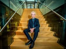 Scheidend burgemeester Hans Verheijen gast bij doorstart Gelderlander Nieuwscafé in Wijchen