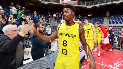 Antwerp Giants gaan strijdend onderuit tegen titelverdediger AEK Athene - Charleroi uitgeschakeld in Europe Cup