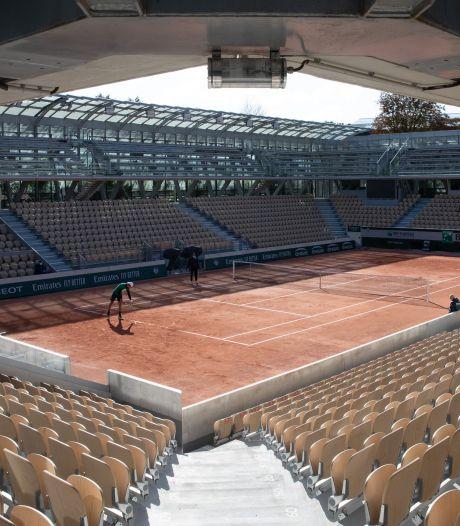 Geen Nederlanders in actie op eerste dag Roland Garros
