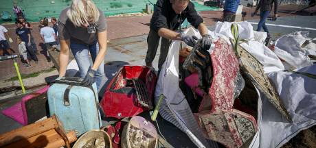2500 kilo afval opgedoken uit Noordzee