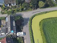 Werk in uitvoering bij Oude Leedeweg en Zuideindseweg in Delfgauw