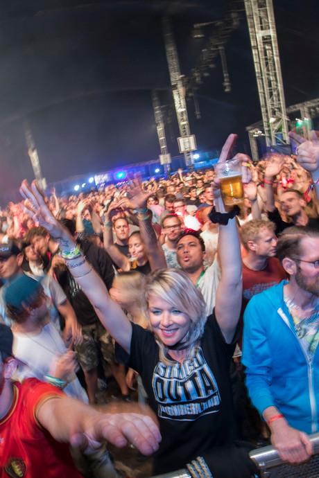 Festival We Are Electric van start op E3-strand Eersel