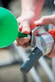 Gemeente vindt 12 kilo aan lachgaspatronen in flat in Overvecht