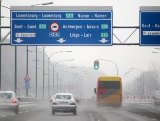 Opgelet, winterse neerslag zorgt voor gladde banen: KMI kondigt code geel af