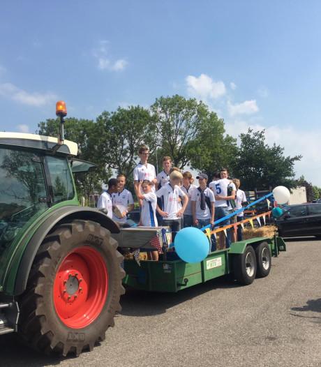 'Gouden' Hertha-jeugdspelers gehuldigd in Vinkeveen