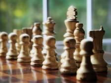 Zwarte schaakdag voor Het Witte Paard