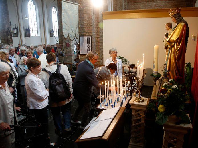 Maria met de Inktpot in Aardenburg
