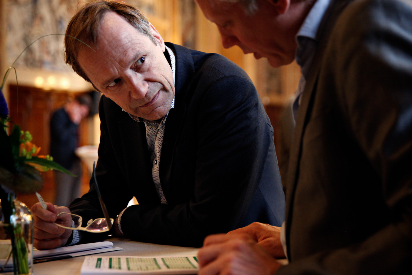 Paul Hofstra, directeur van de  Rekenkamer Rotterdam.