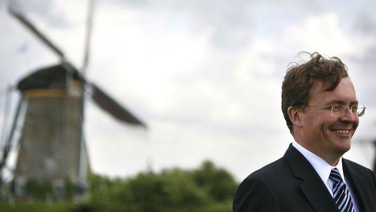 Prins Friso in 2007 in Kinderdijk Beeld anp